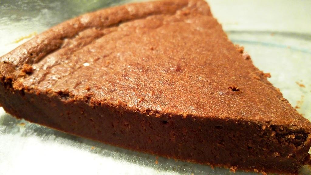 dessert marron chocolat