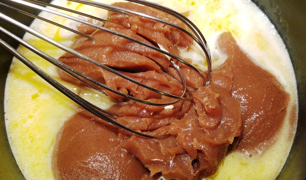 fondant chocolat creme de marron recette