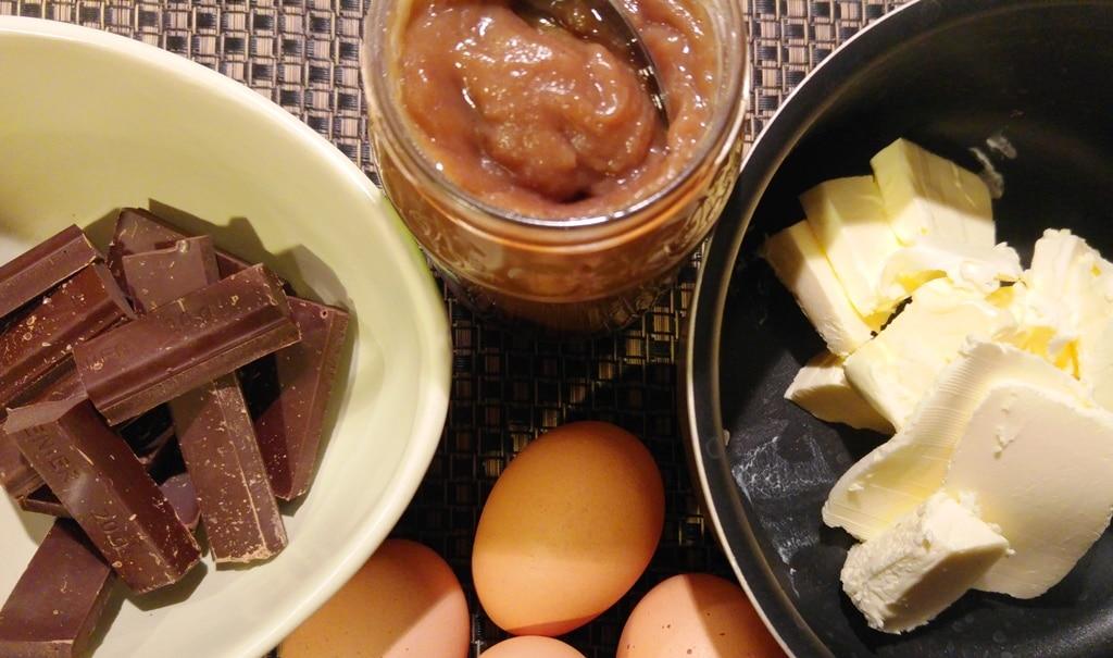 recette fondant marron chocolat