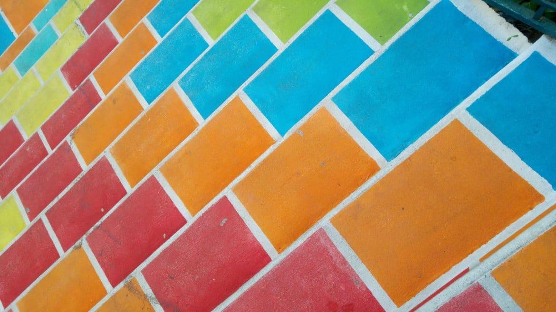 rue prunelle stair art lyon
