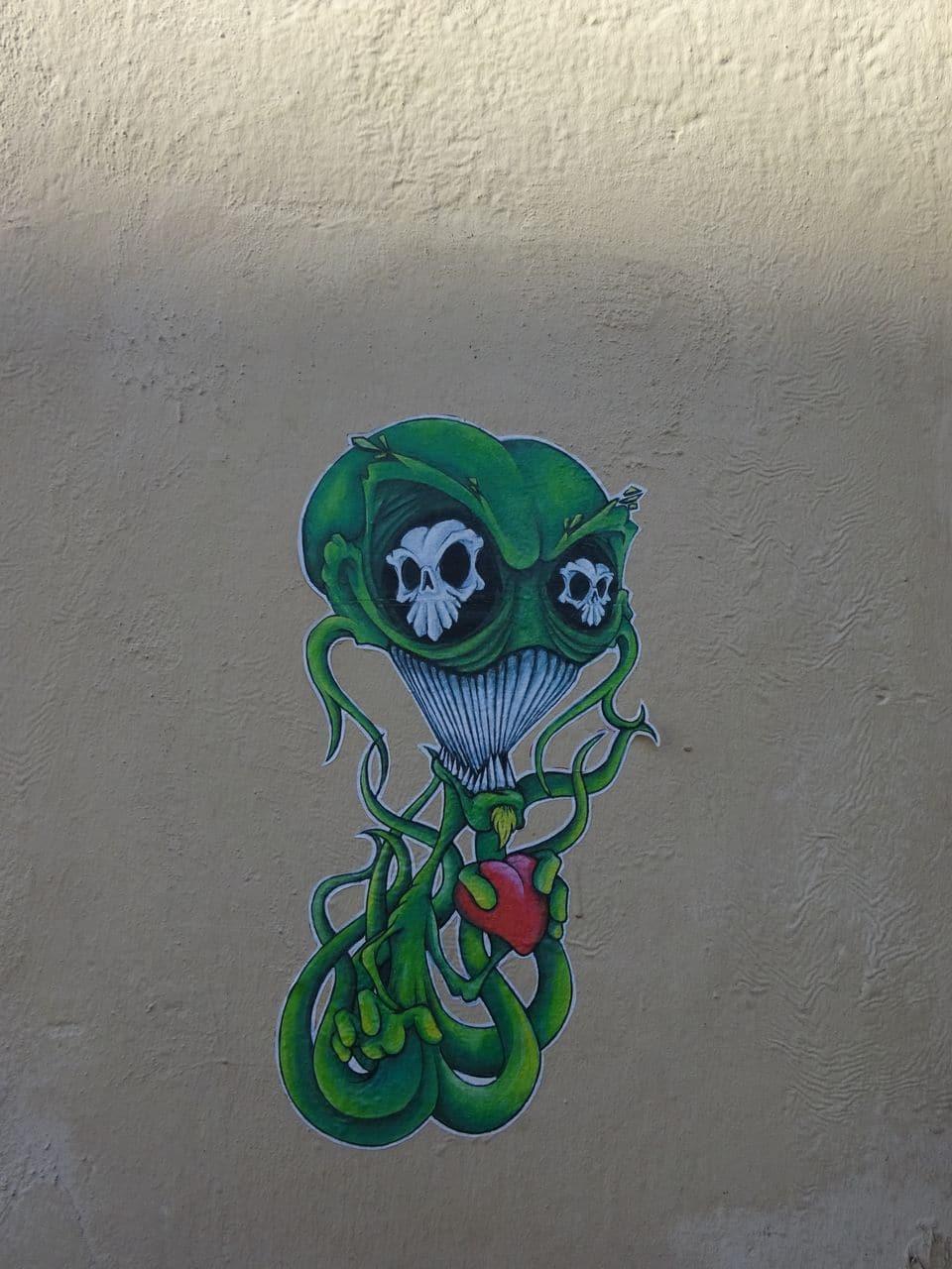 street art cap phi lyon