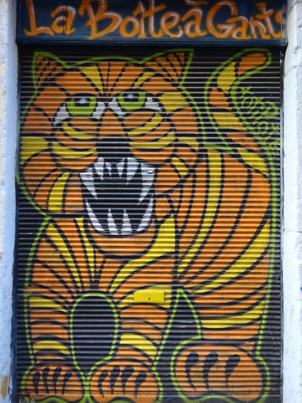 totipote street art lyon