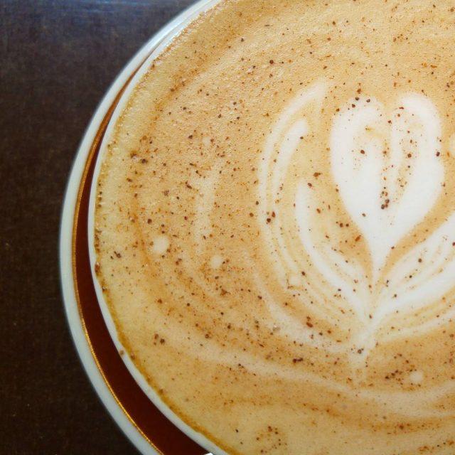 Chai latte time ! laboiteacafe chaitea lyon lyonresto petitpaume onlylyonhellip