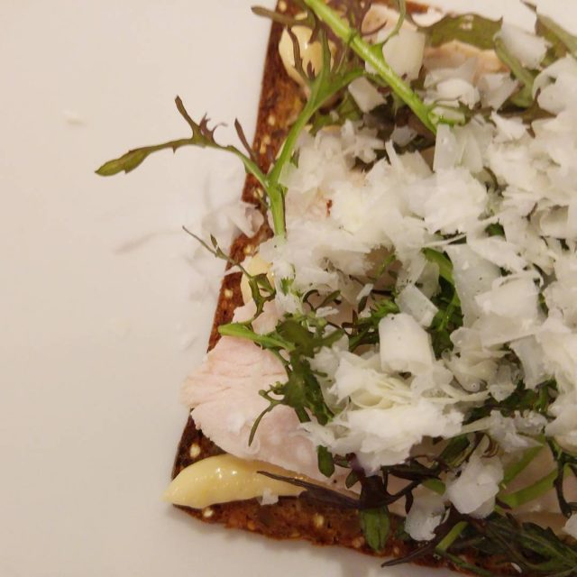 Belle dcouverte des smorrenbrod ces tartines danoises pleines de saveurshellip