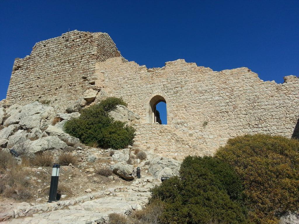 kritinia castle rhodes