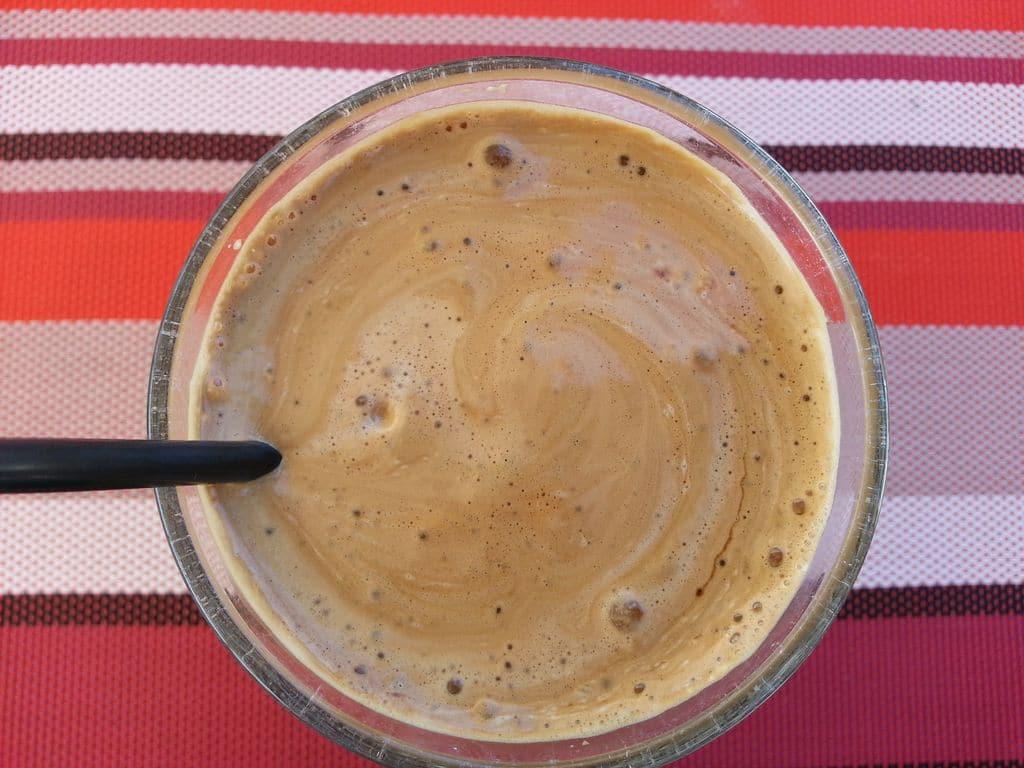 lindos cafe frappe