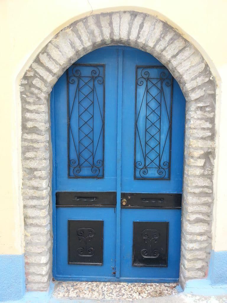 maison grecque symi