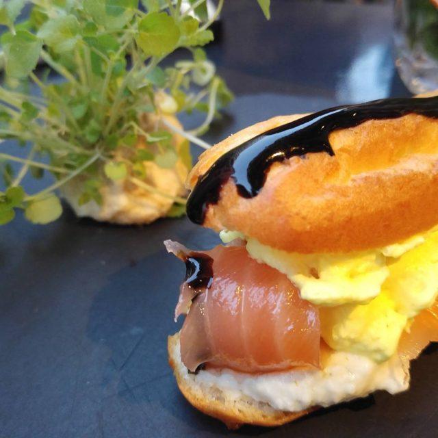 Pour des tapas originaux comme cet clair au saumon gravlaxhellip