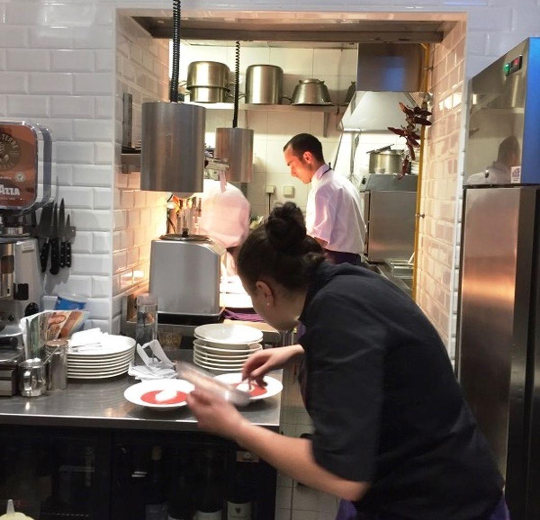 happycurio en cuisine saveurs du bistrot rue weill lyon food you bapteme cuisine chef