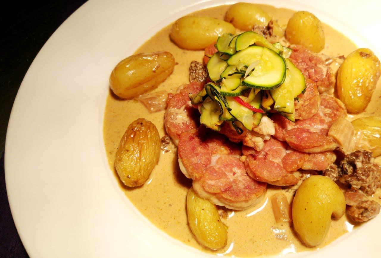 happycurio experience cuisine avec chef bistrot des saveurs lyon