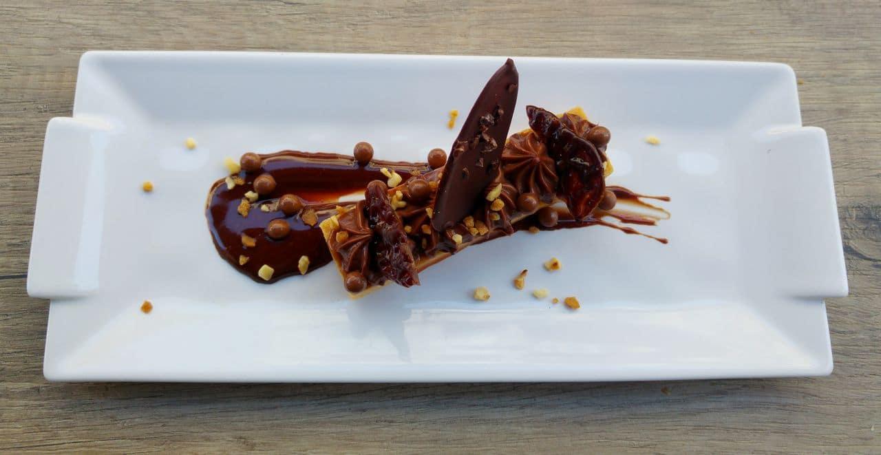 happycurio le tiroir restaurant dessert chocolat