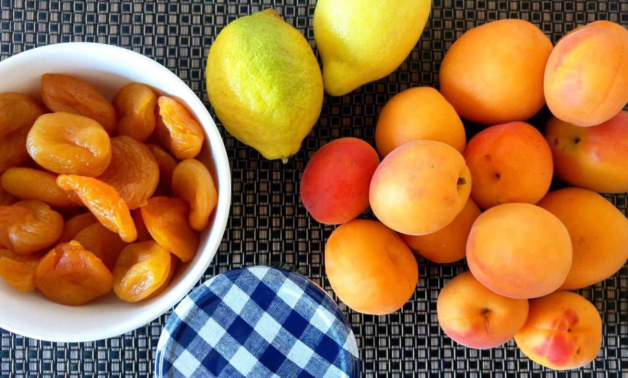happycurio recette confiture abricot