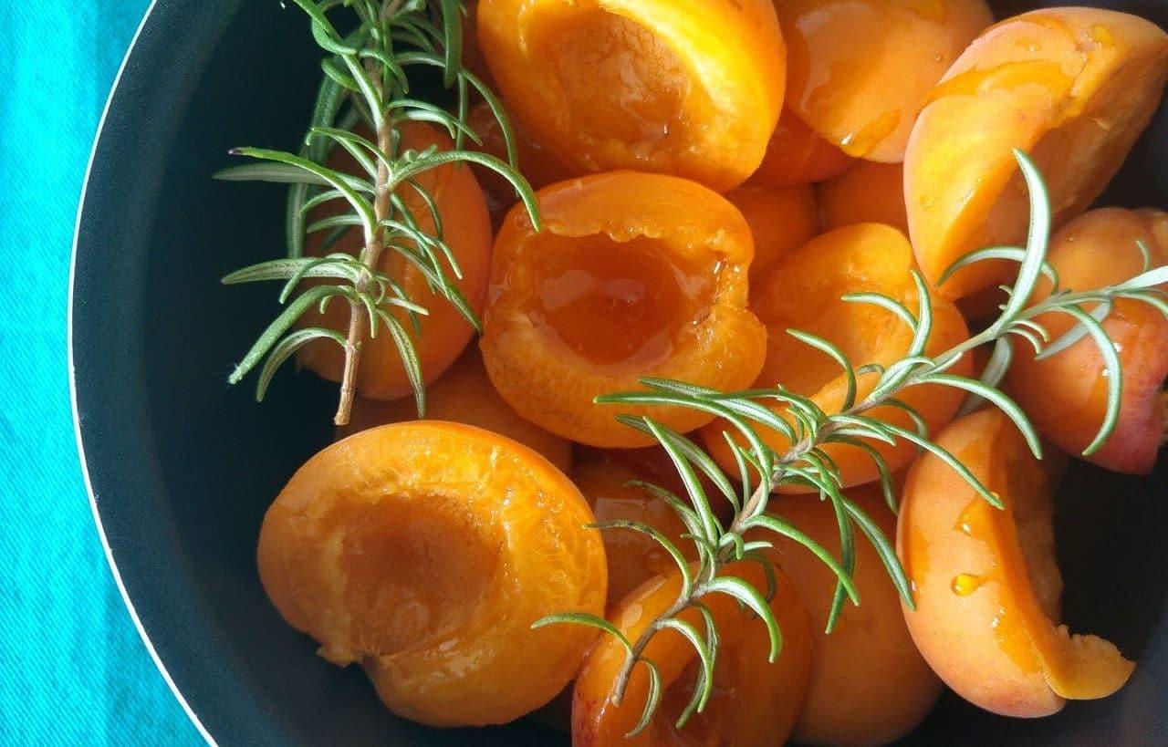 happycurio recette de compote à l'abricot