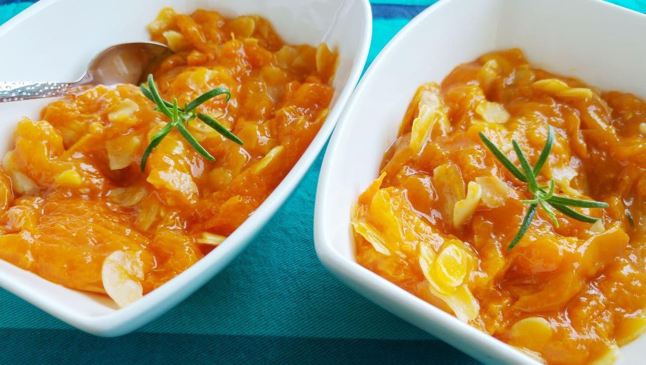 happycurio recette facile rapide compote maison abricot