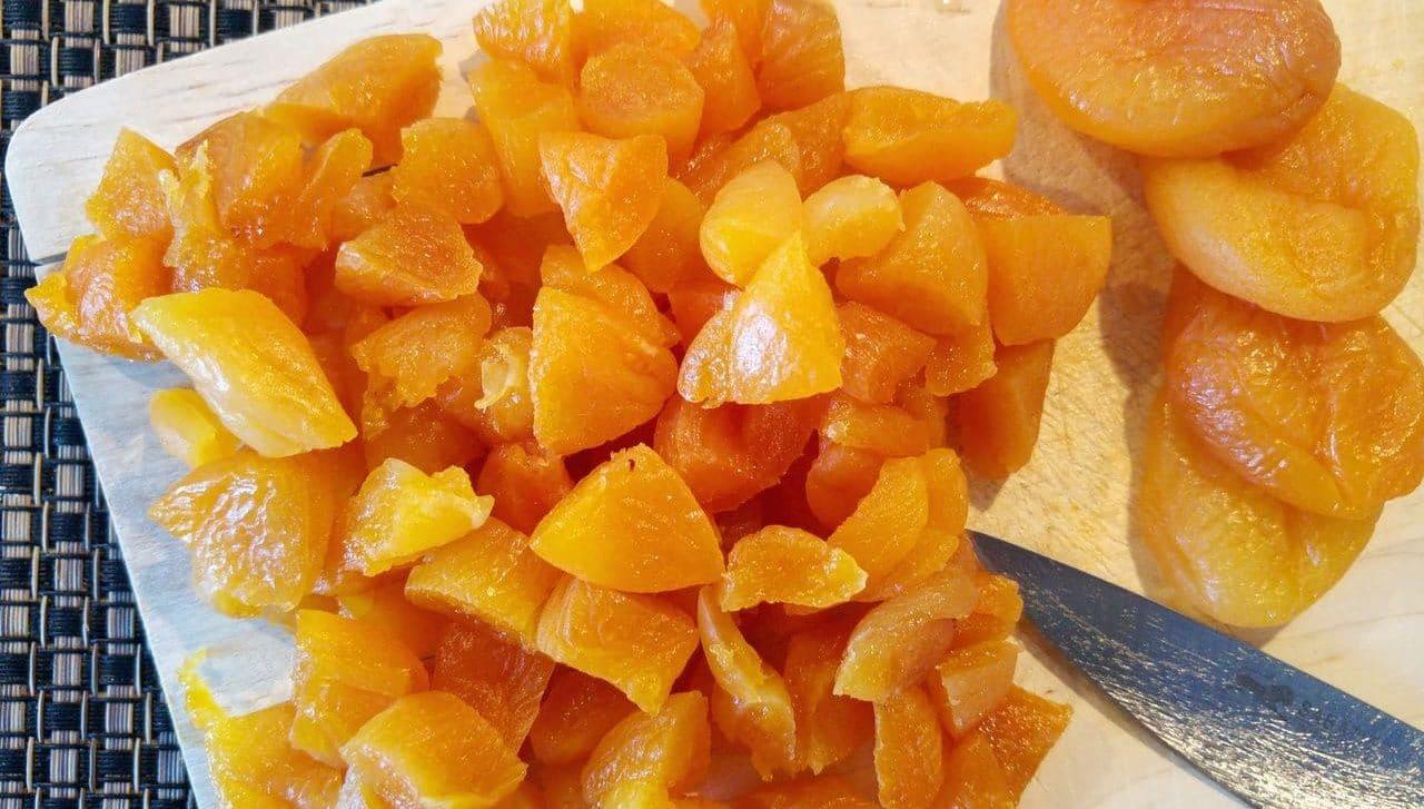 recette de confiture abricot et abricot moelleux