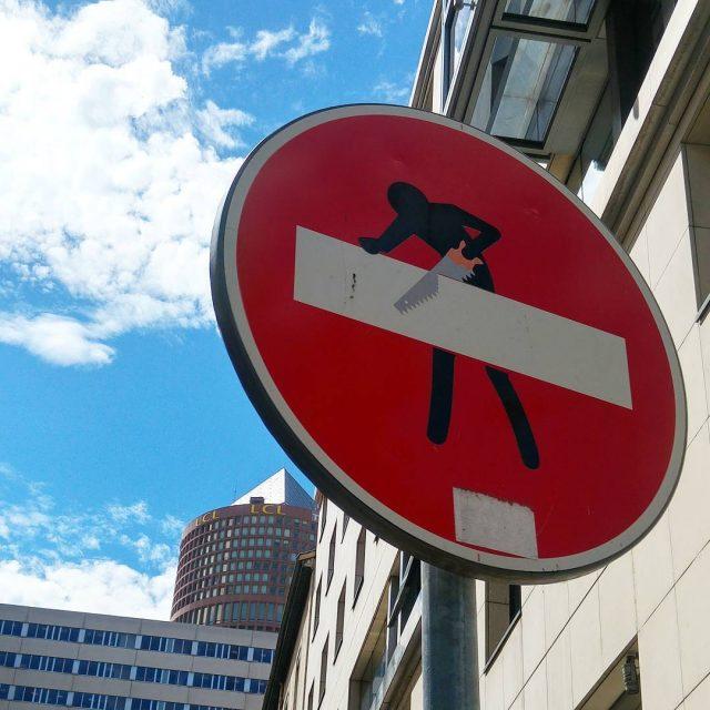cletabraham a encore frapp prs de la PartDieu streetart streetartlyonhellip