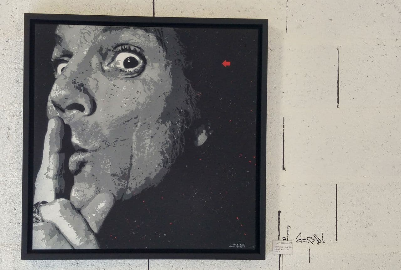 MAUSA jef aerosol street art museum