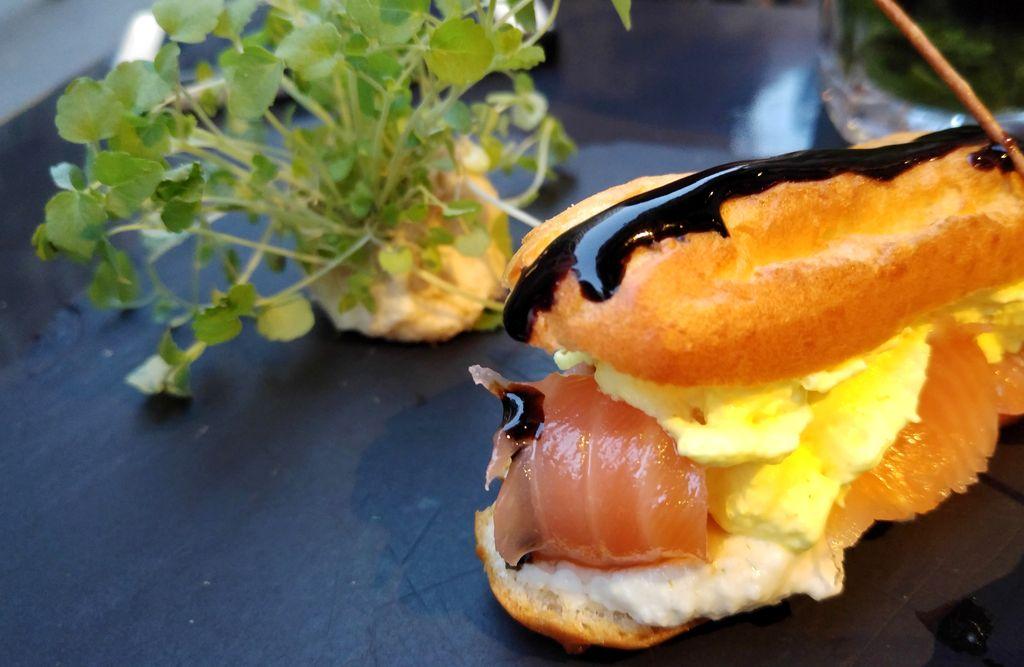 happycurio eclair saumon MOMA lyon