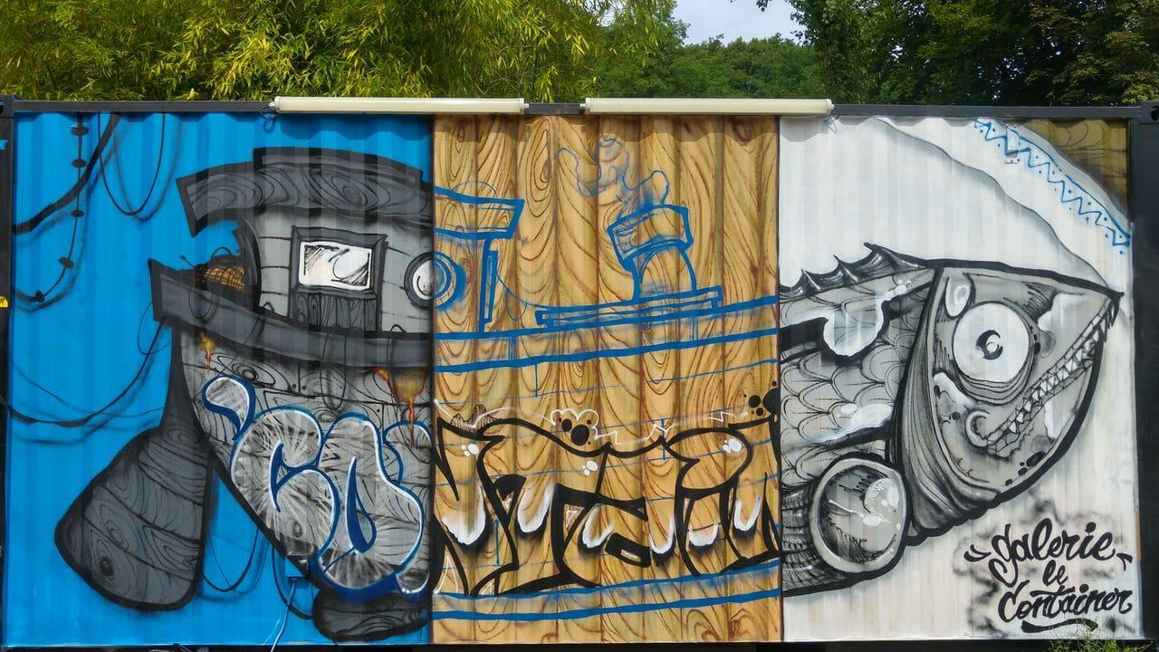 happycurio galerie le container mausa art de rue jura