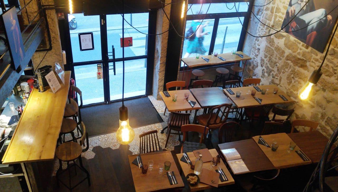happycurio les fromagivores bar restaurant fromage comté 30 mois pentes croix rousse