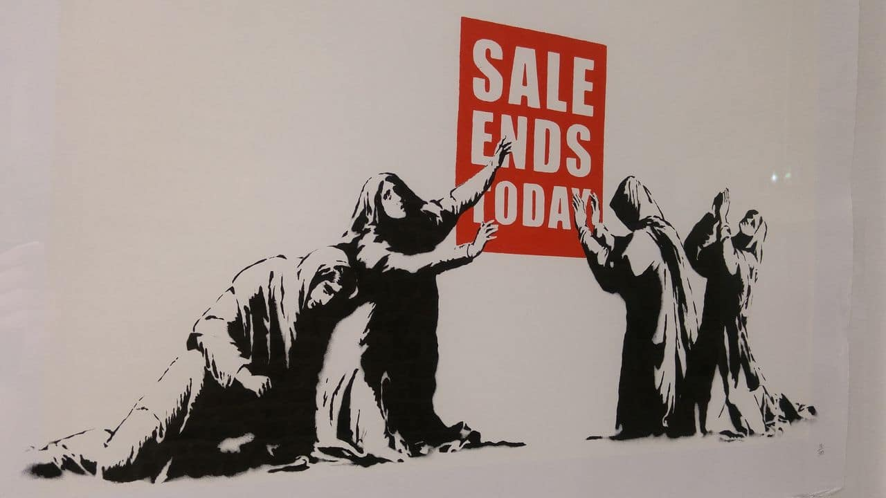 happycurio mausa banksy exposition street art