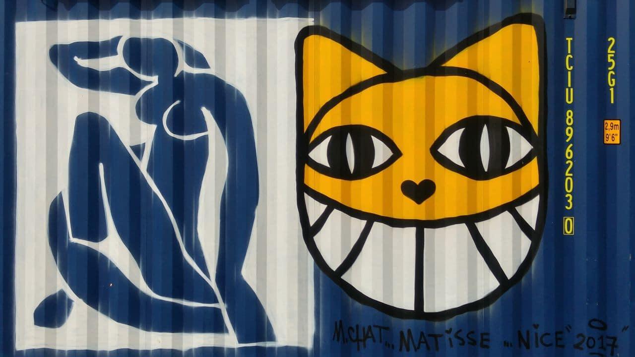happycurio street art container MAUSA jura