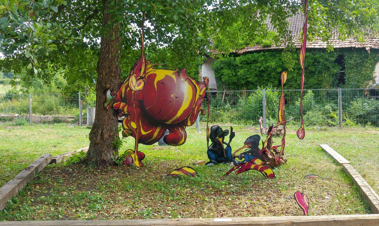 sly 2 street art mausa jura