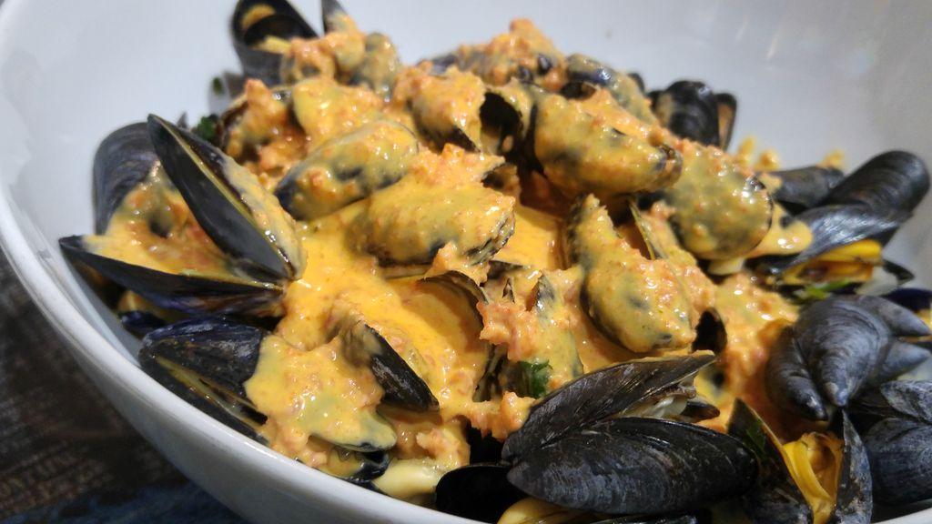 happycurio etretat les bistretatais moules fruits de mer poisson bistro brasserie restaurant