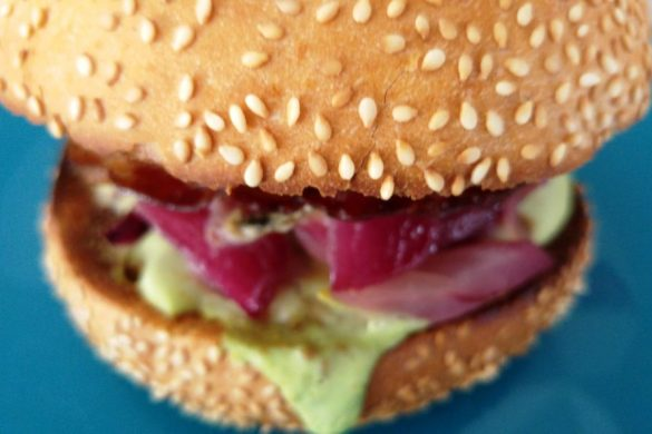 recette de burger corse