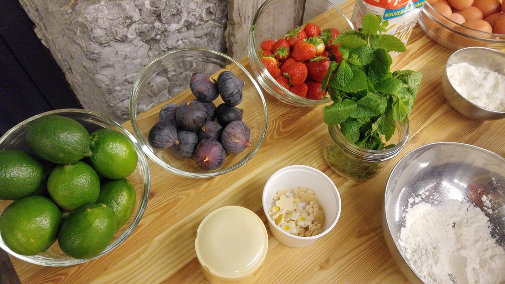 happycurio michel et augustin recette tarte au citron