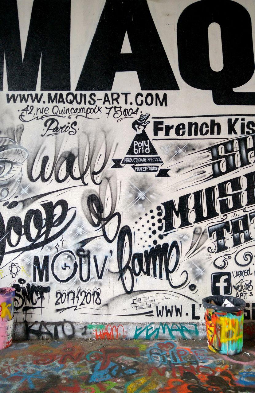 happycurio maquis art street paris