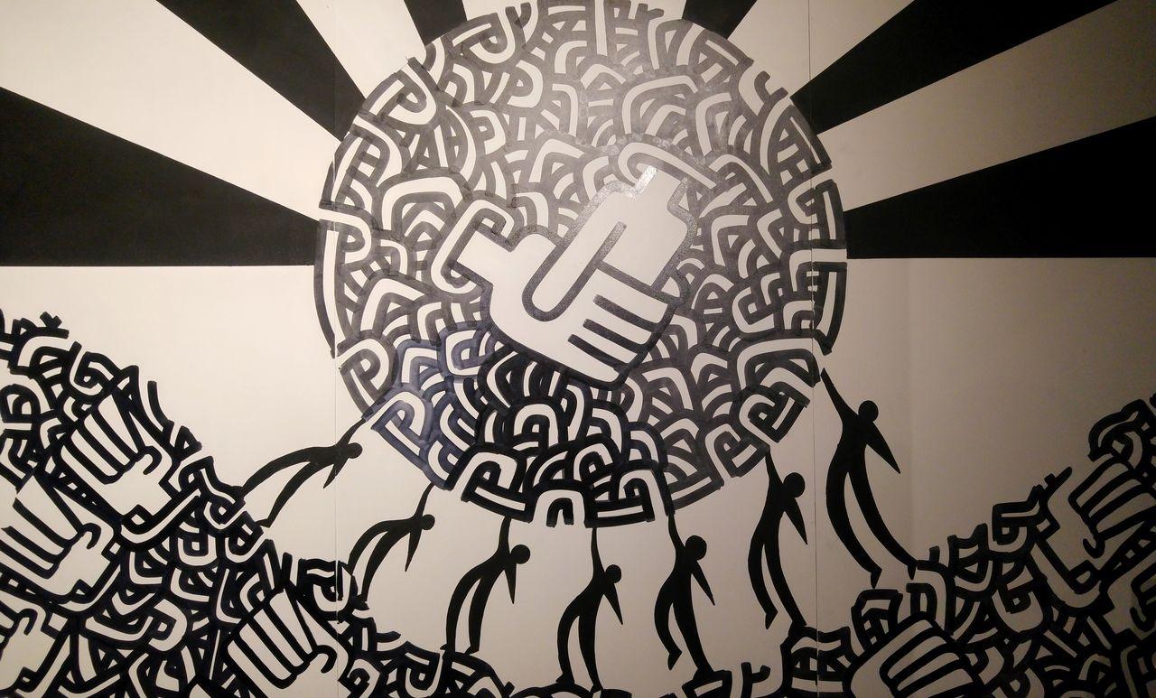 happycurio theo haggai graffiti fourviere watching you exposition street art