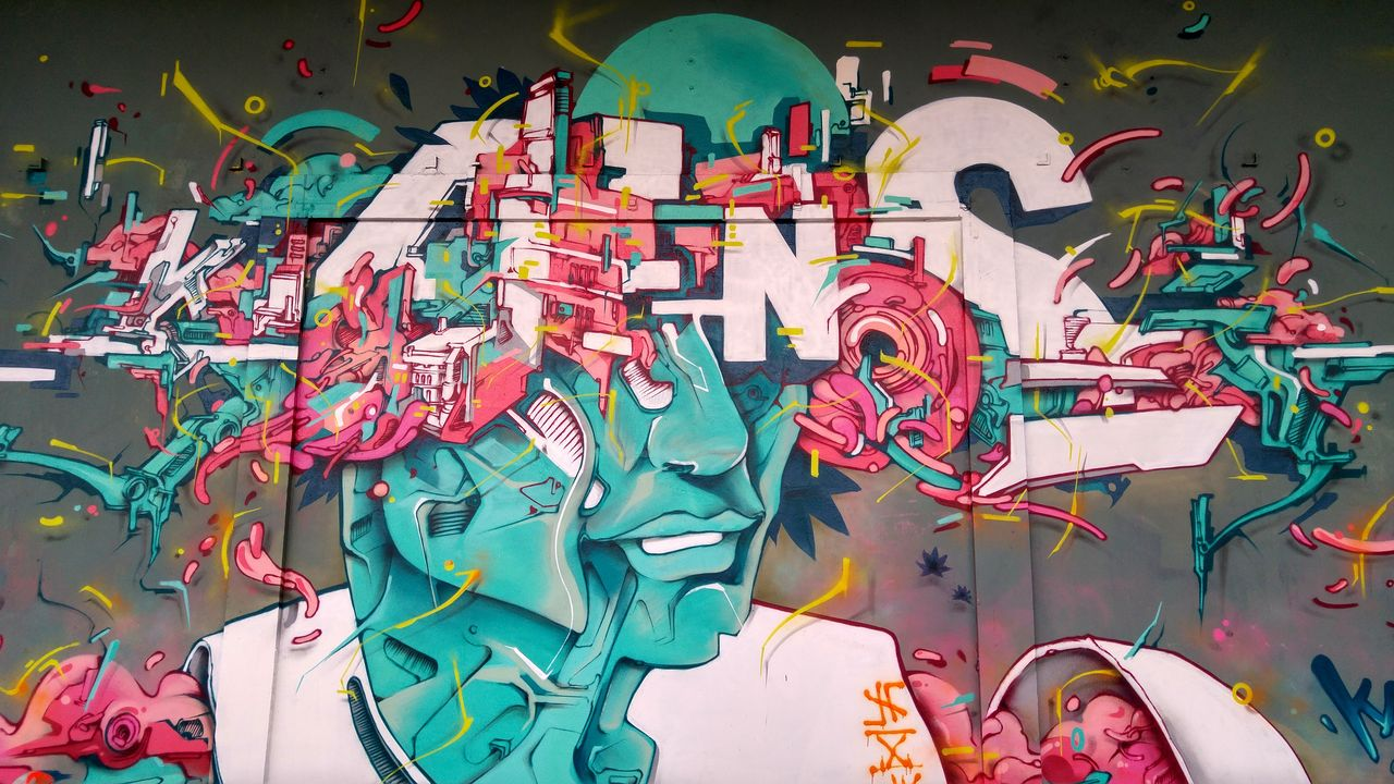 happycurio wall of fame laerosol maquis art paris