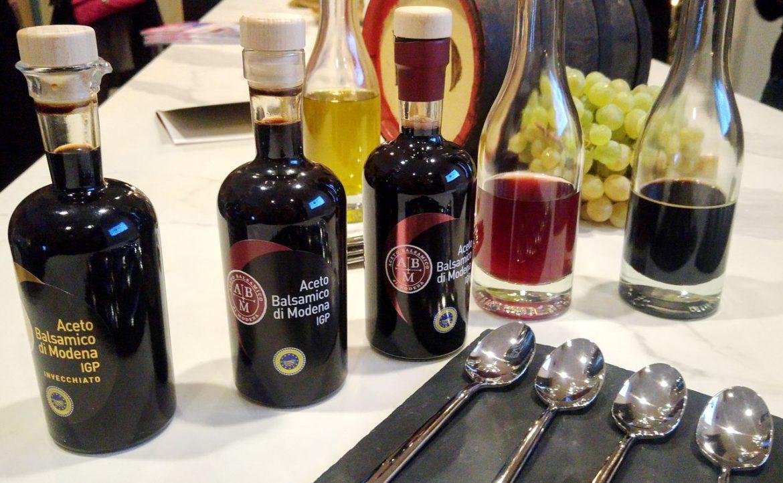 happycurio noel italien esprit des sens aceto balsamico modena