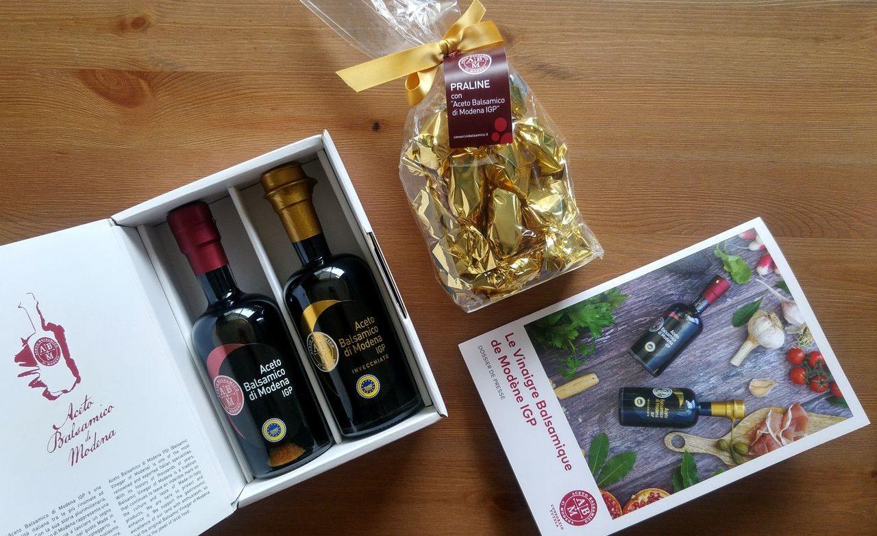 happycurio vinaigre balsamique chocolat cocktail noel italien esprit des sens