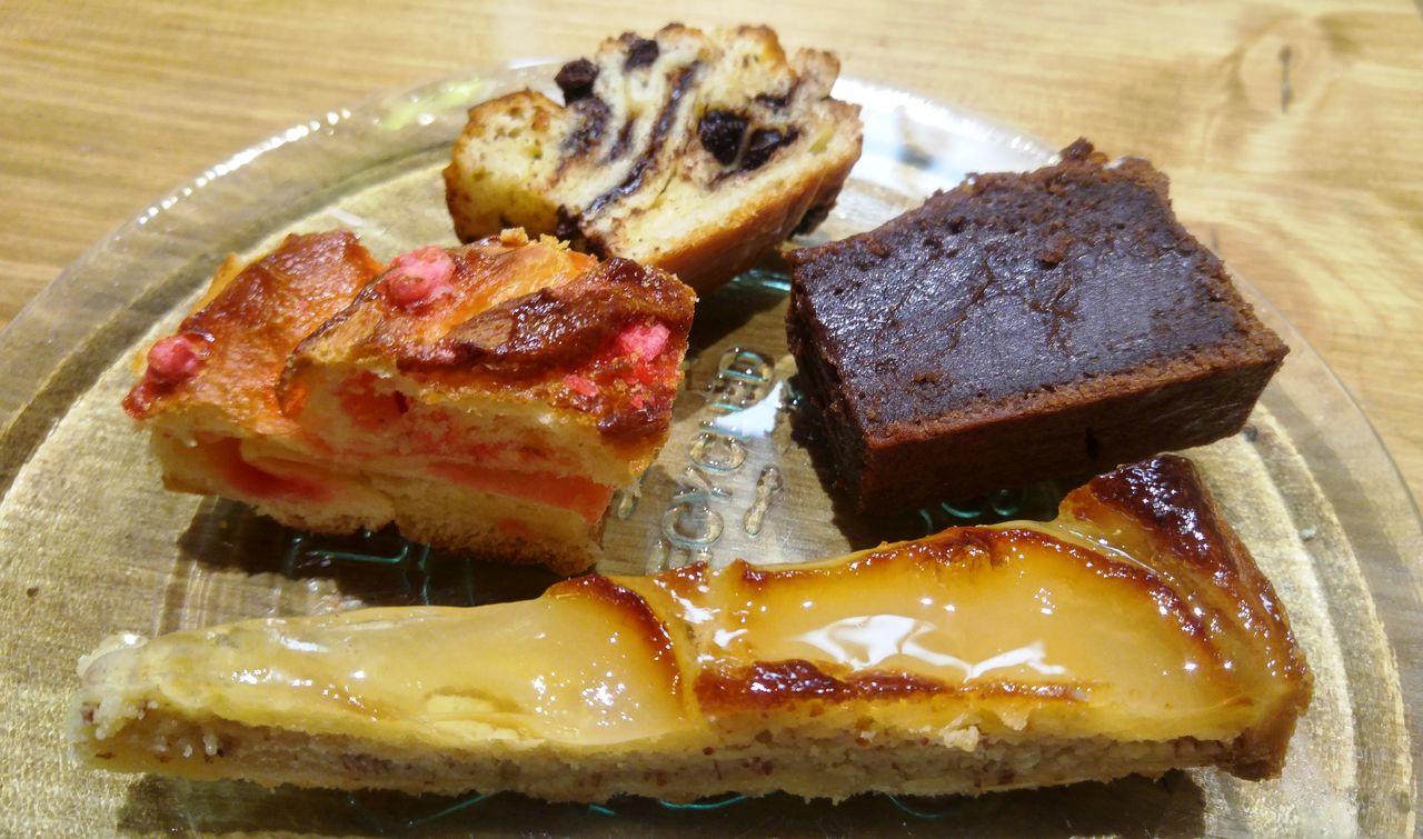 happycurio meilleurs desserts chocolat poire amandes pog café