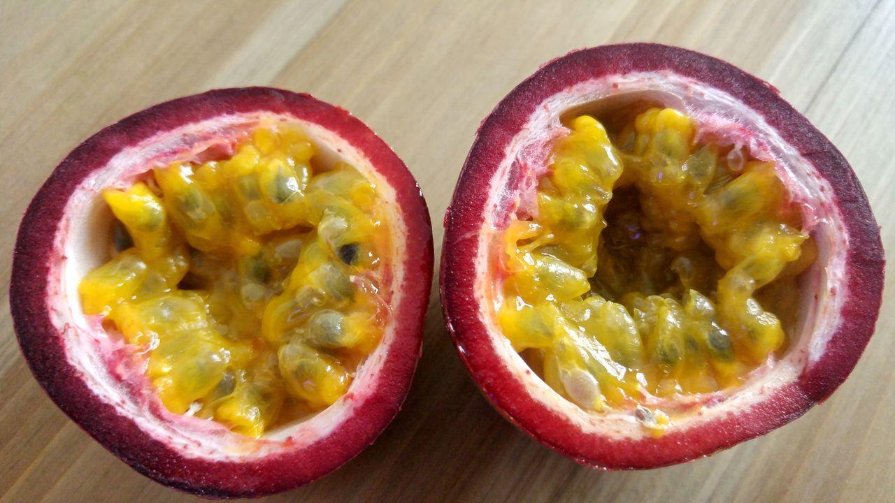 happycurio fruit de la passion recette