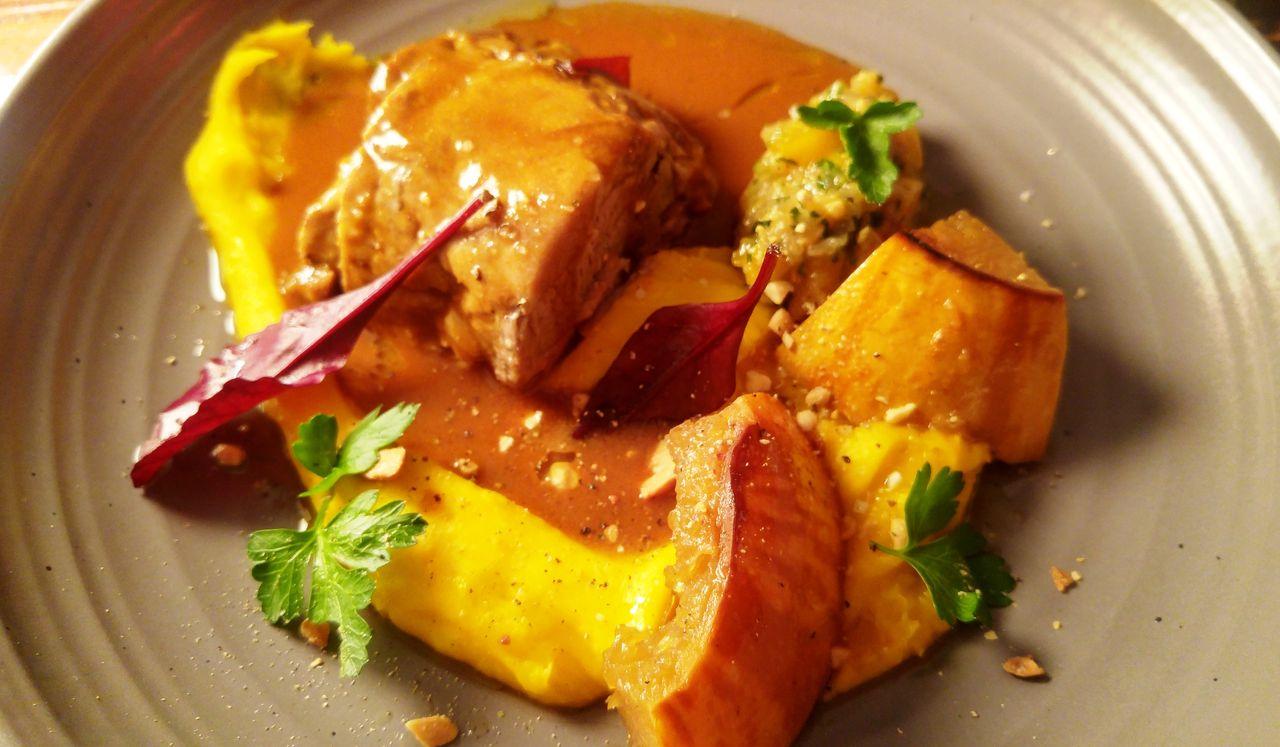 happycurio meilleur restaurant lyon guide michelin agneau confit