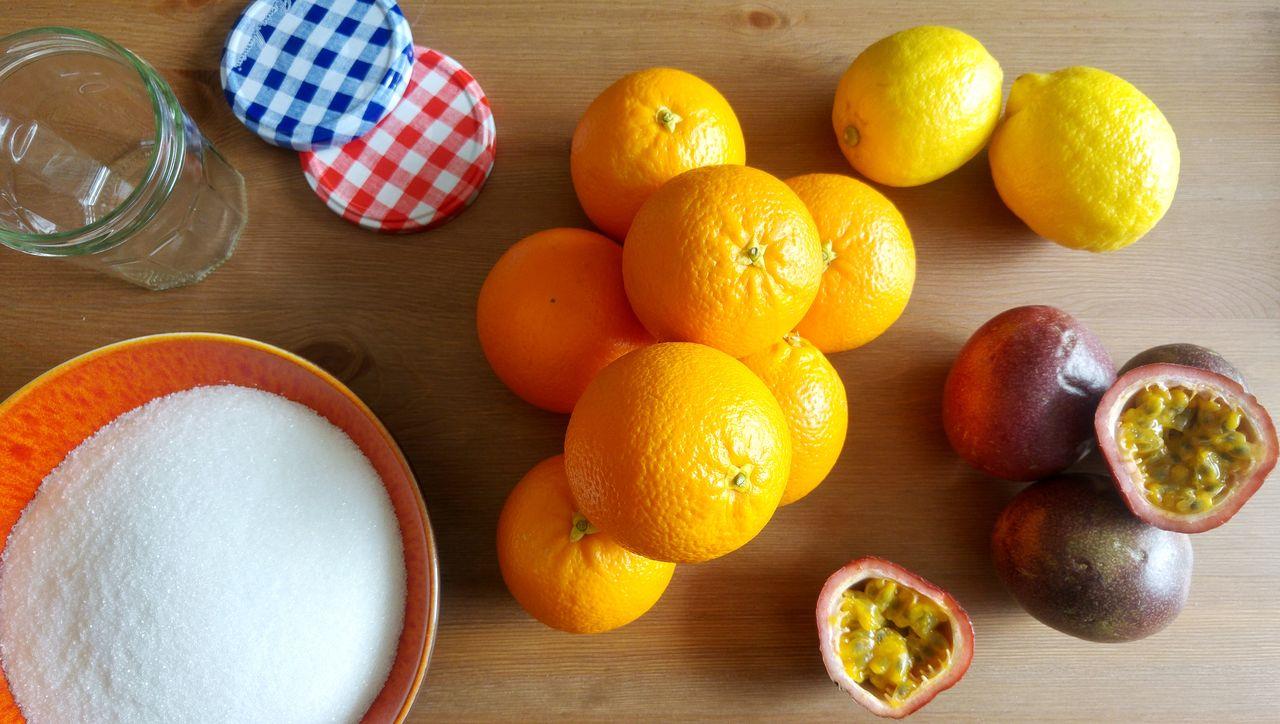 happycurio recette confiture oranges ameres