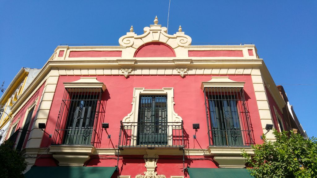 architecture seville guadalquivir