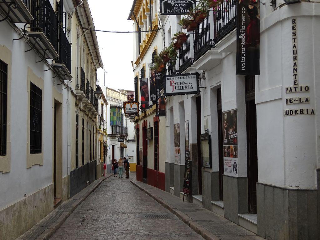 cordoue vieille ville espagne