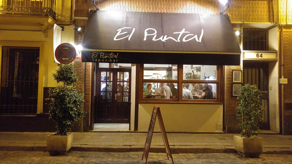 el puntal bar restaurant seville top