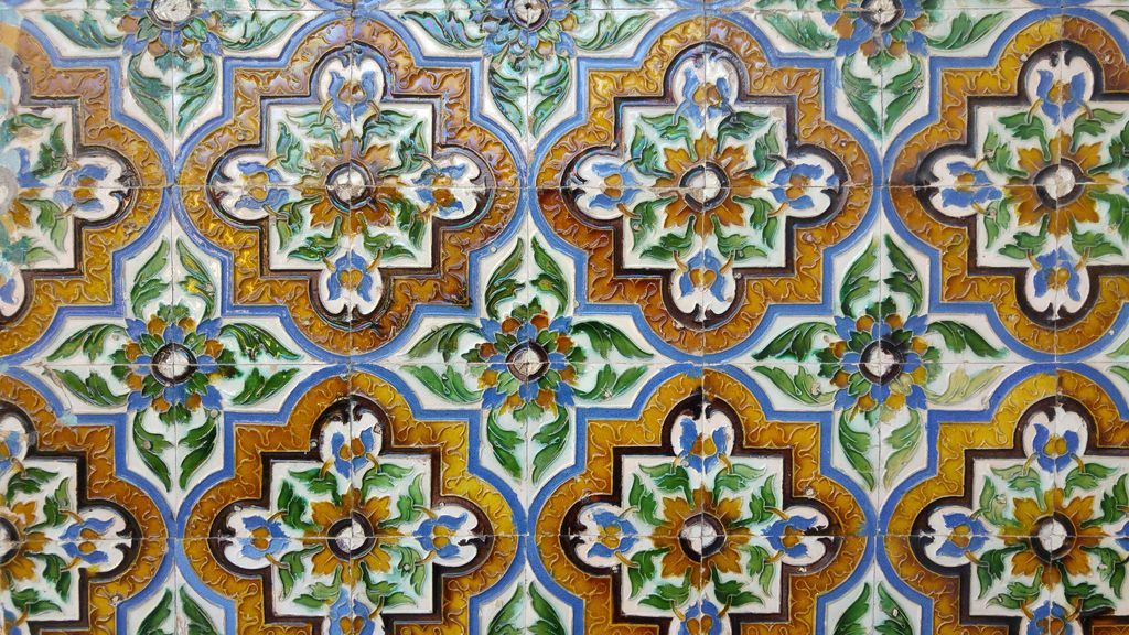 happycurio mosaïque casa do pilatos
