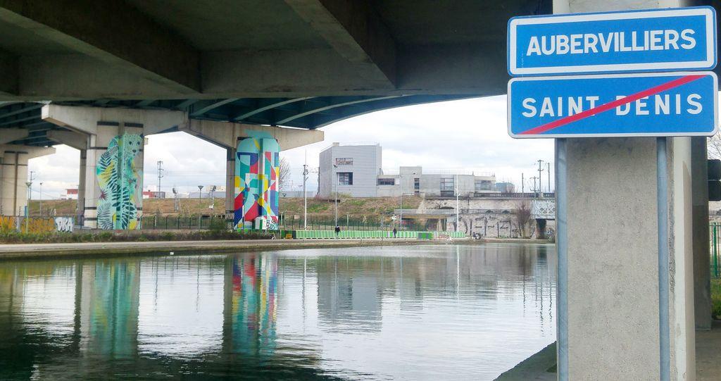 happycurio street art avenue canal st denis paris aubervilliers