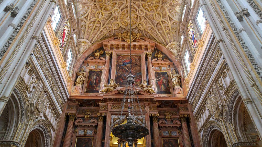mezquita catedral cordoue