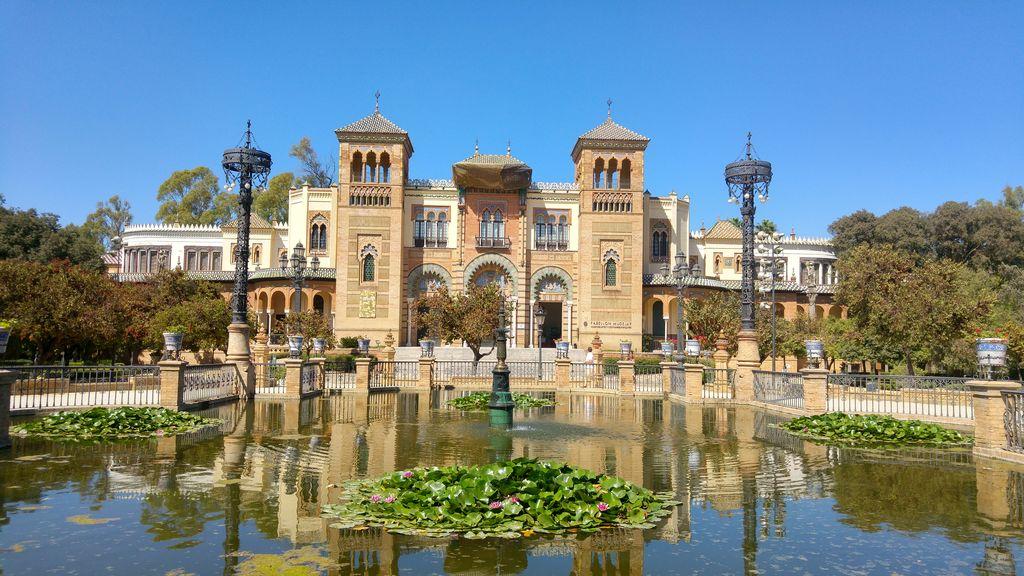 musee arts parque maria luisa seville