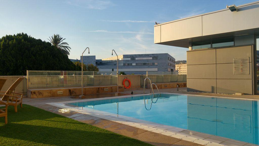 nh collection sevilla piscine sur le toit