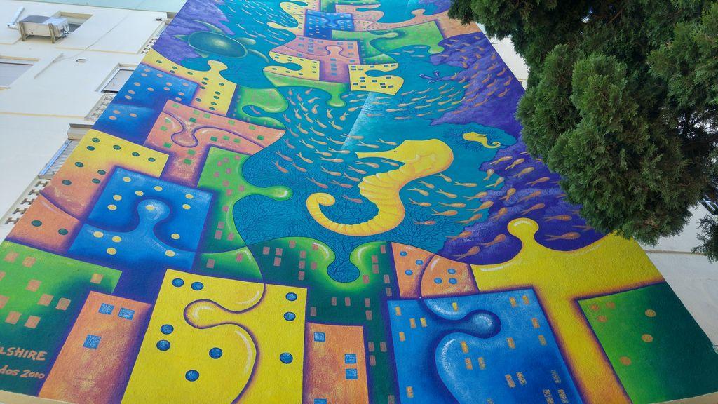 où voir du street art à seville