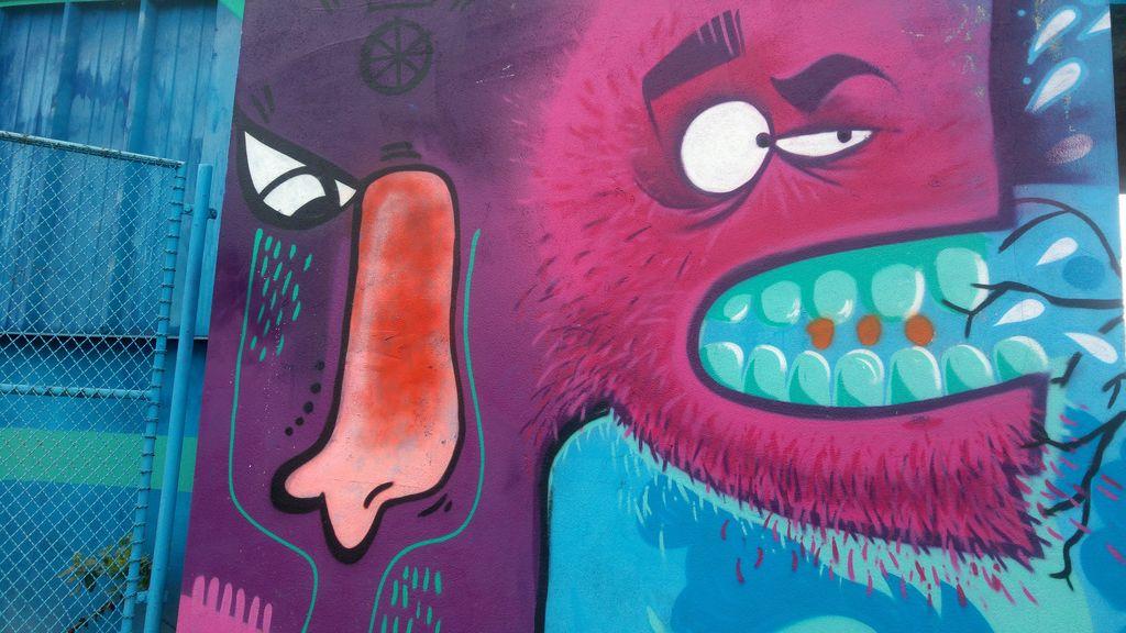 parcours art urbain canal saint denis 93 happy curio