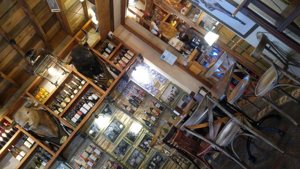 pelayo bar seville original